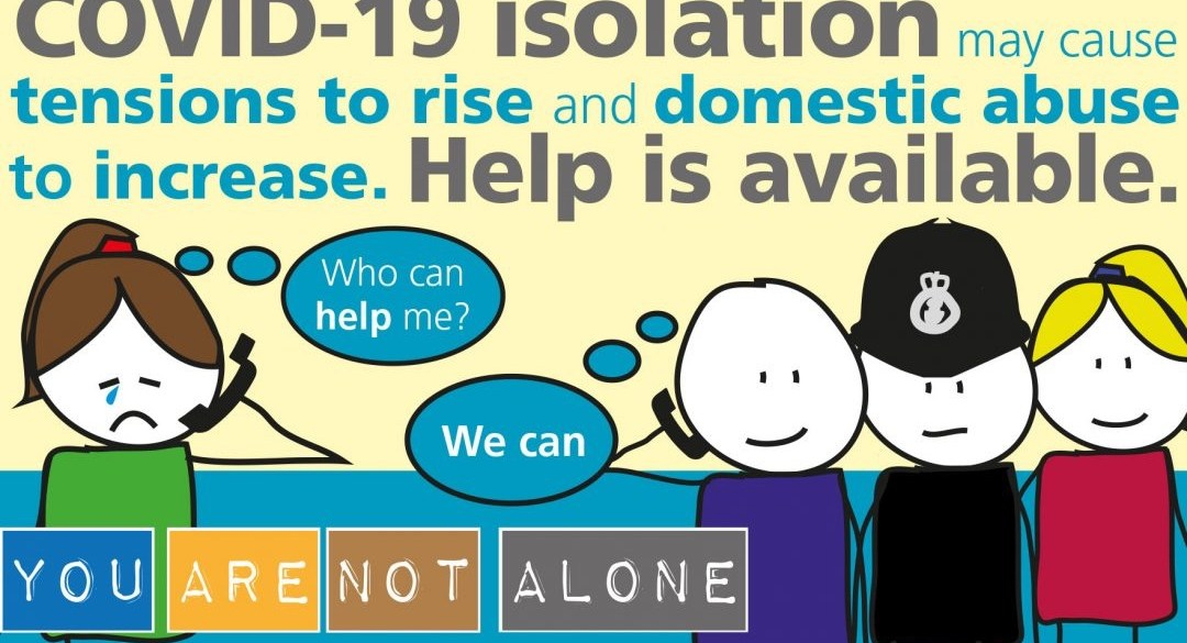 Covid-19: EU states report 60% rise in emergency calls about domestic violence