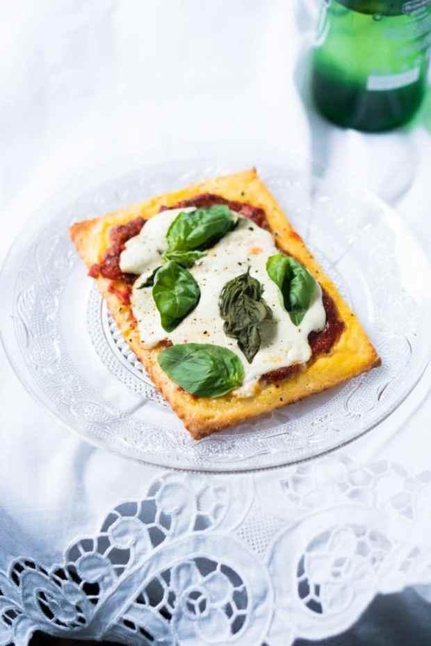 Gluten Free & Keto Pastry Pizza 🍕