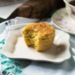 Suuuper Tender & Moist Lemon Poppy Seed Muffins 🍋 gluten free, keto & paleo