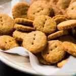 Gluten Free & Keto Cheddar Cheese Crackers 🧀 #keto #ketosnacks #lowcarb #healthyrecipes