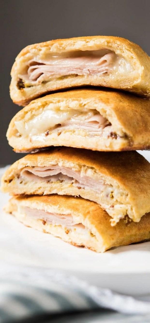Gluten Free, Low Carb & Keto Hot Pockets 🔥 #keto #lowcarb #glutenfree #ketobreakfast #hotpockets #healthyrecipes