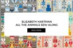 Elizabeth Hartman All the Animals Sew-Along