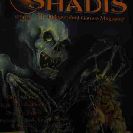 Shadis Magazine