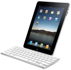 iPad keyboard+dock