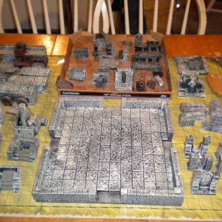 Troy's Crock Pot: Template terrain