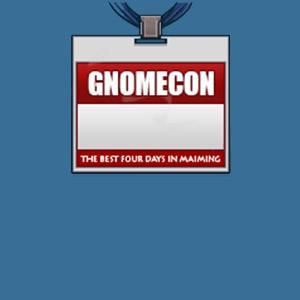 Most of the Gnomes are at Gen Con — If You See Us, Say Hi!