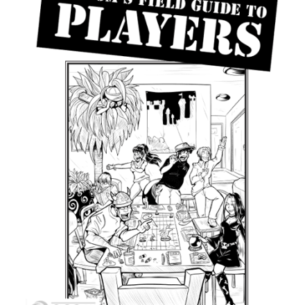 Review: The GM's Field Guide to Players