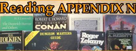 Get GMing Inspiration from Gary Gygax's Appendix N