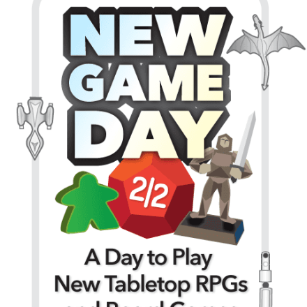 New Game Day 2015 is 2/2, and We Want to Give You Prizes!