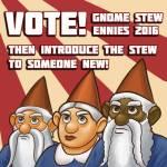 Gnome Stew ENnies 2016