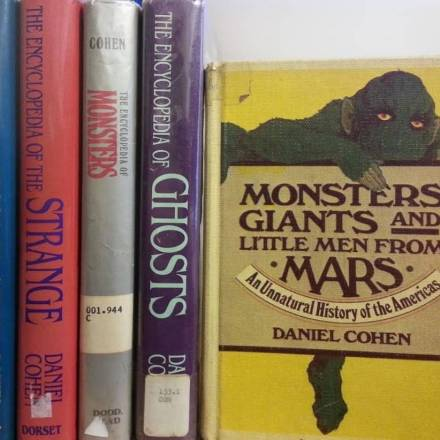 The Four* Encyclopedias of Daniel Cohen