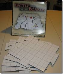Battle Boards Assemble!: A Review of Battlegraph Dry Erase Tiles