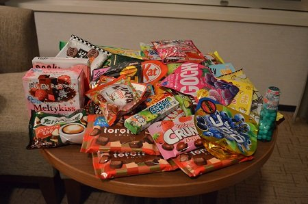 My favorite Japanese souvenir: candy