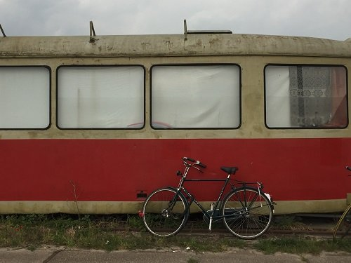 Your best bet for transportation in Amsterdam are bikes and trams. These are also the two things most likely to kill you in Amsterdam.