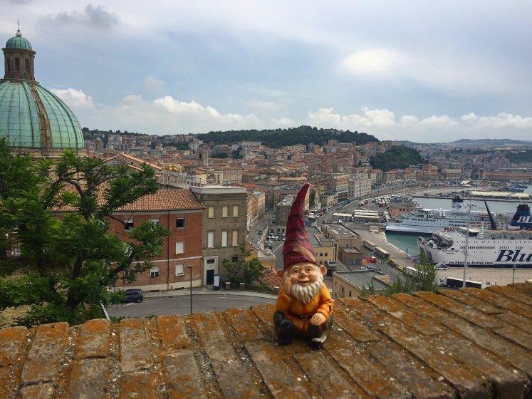 Gnome Ancona