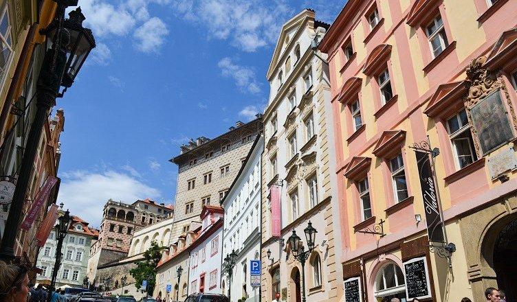 Prague housing
