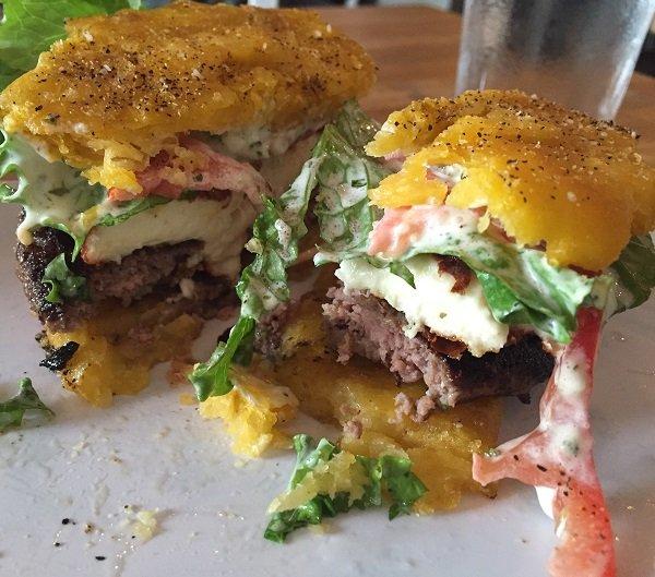 toston burger miami