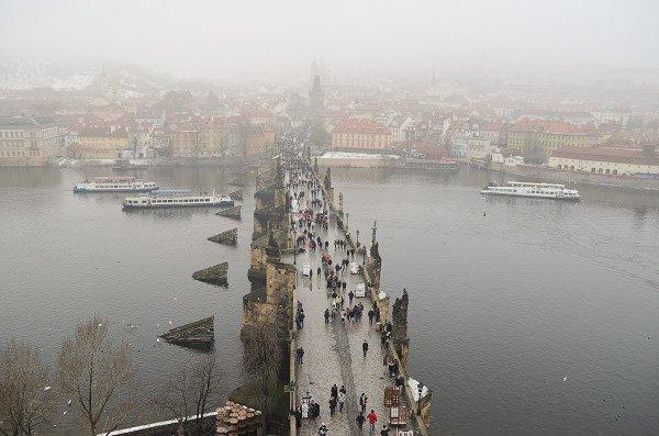 prague fog