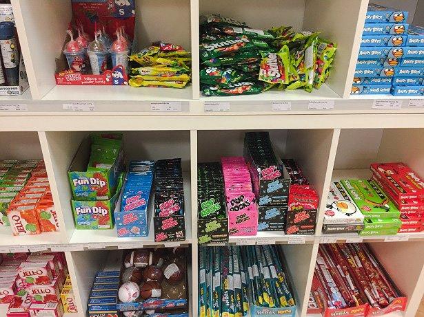 prague candy store