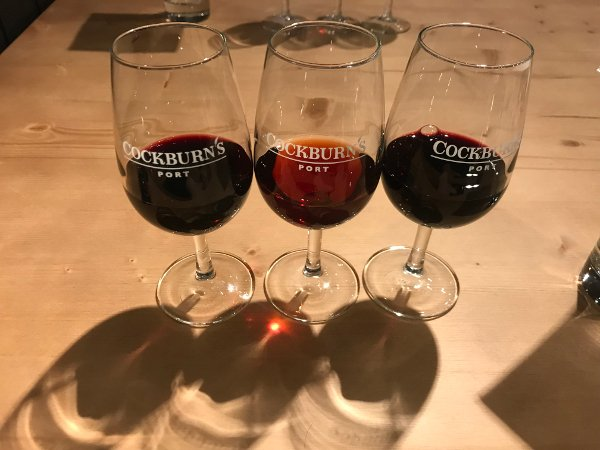 port wine cellars porto