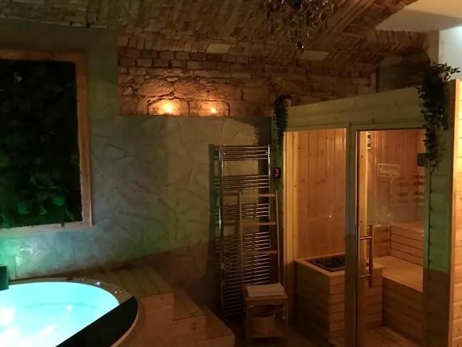 sauna central prague