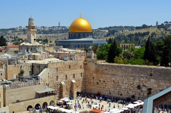 jerusalem in one day