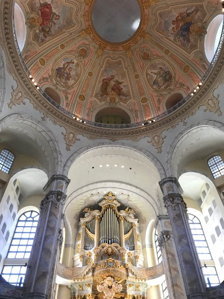 church dresden itinerary
