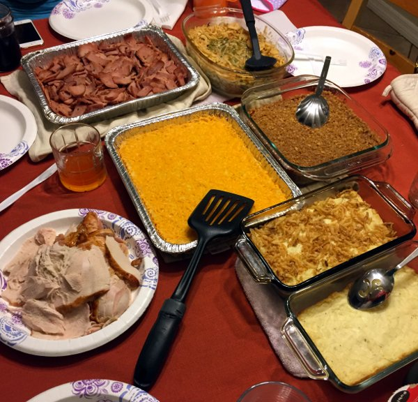 expats come home for thanksgiving