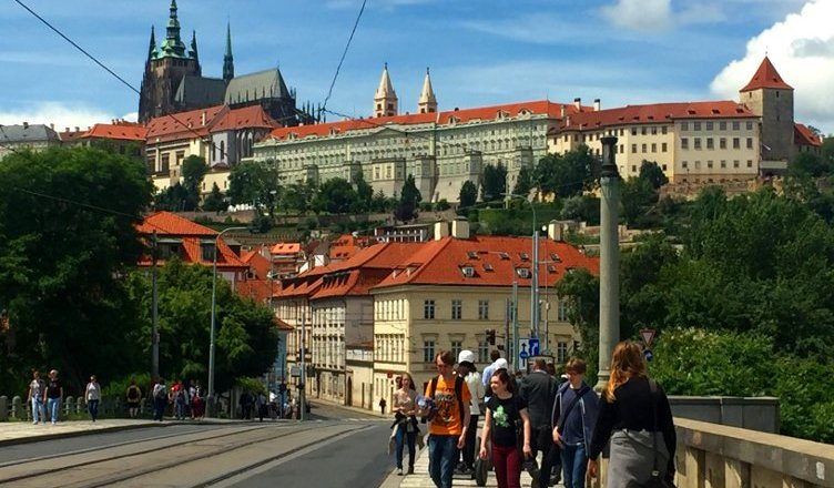 prague expat community