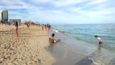 miami's beaches south beach