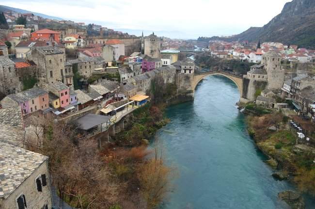 mostar in a weekend