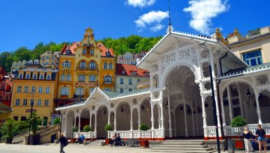 wellness weekend in karlovy vary