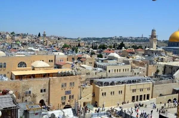 jerusalem israel trip