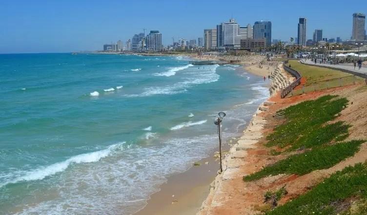 tel aviv israel and palestine trip