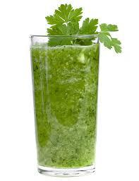licuado verde