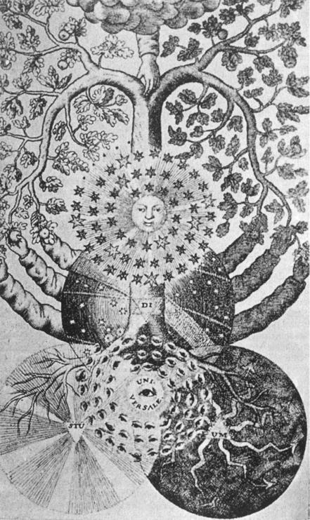 Studium universale Valentin Weigel Frankfort 1698