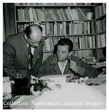 Louis Pauwels e Jacques Bergier, fundadores do Realismo Fantástico