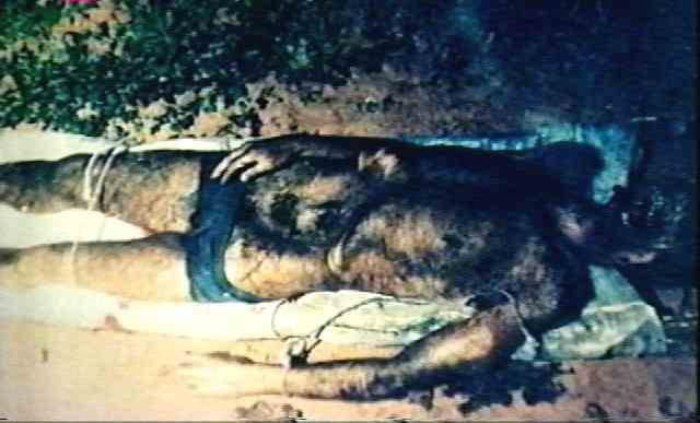 Cadáver de um homem encontrado perto de uma represa em São Paulo com estranhas marcas de mutilação