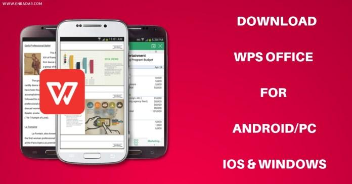 WPS Office Download
