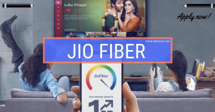 Jio fiber speed
