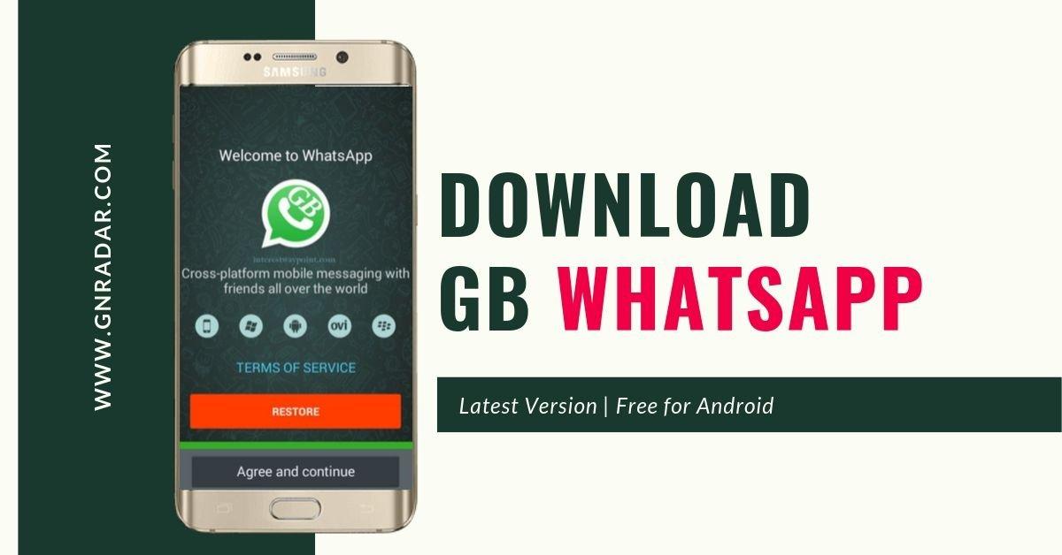 Gbwhatsapp 2021 Apk Download Latest Version 17 20 0 Anti Ban