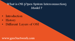 OSI Model in Networking
