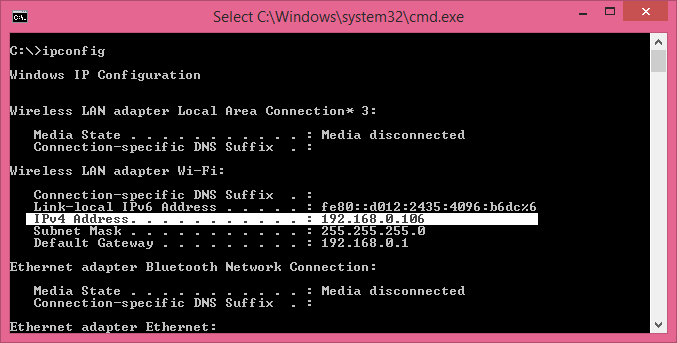 how-to-check-ip-address-in-windows