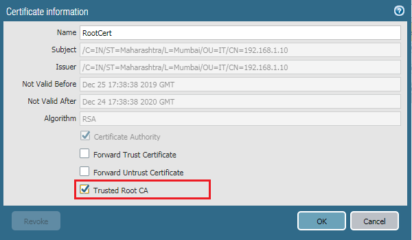 trusted-root-ca-certificate