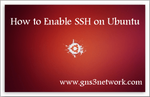how-to-enable-ssh-on-ubuntu