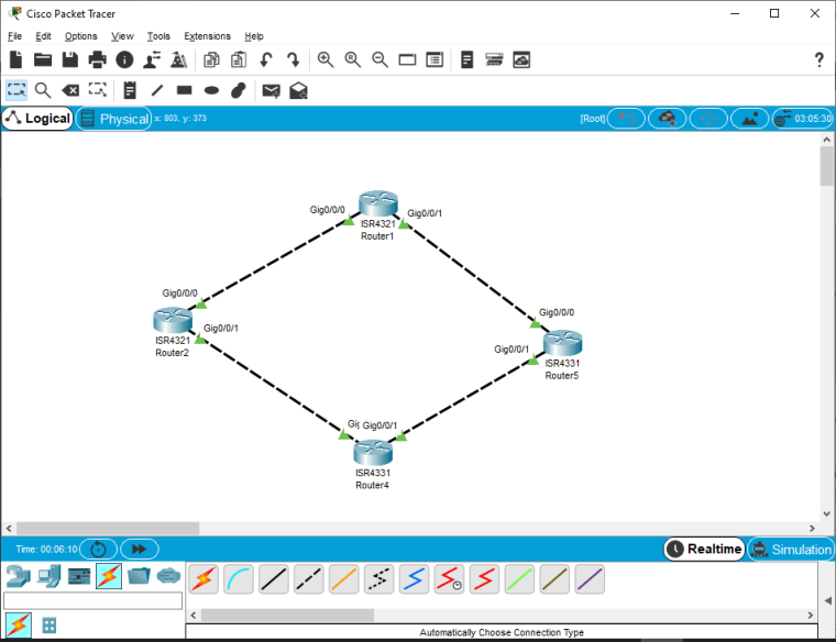 creating-first-project-in-packet-tracer