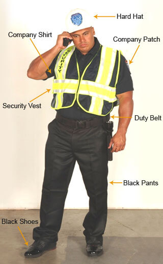 Best Security Guard Uniform