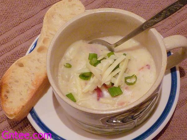 حساء الكوكيز مع الشوفان