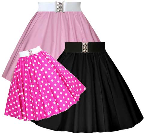 Circle-Skirts-Pink-Ladies
