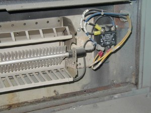 Electrical systems page for Canal Car Company